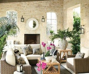 "Beautiful outdoor ""rooms"" | Mohawk Creative Home"