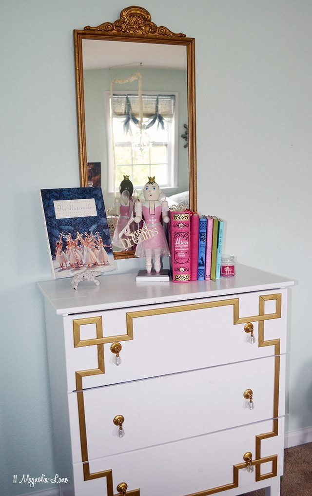A New Mirror for My Daughter's Room
