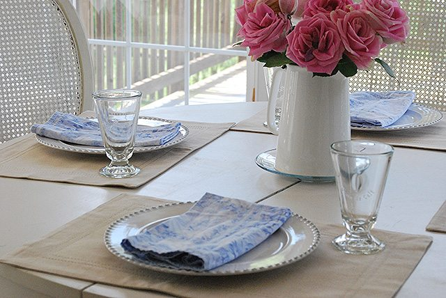 Indoor Decor Tablescape