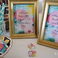 Teacher Appreciation:  Free Printables