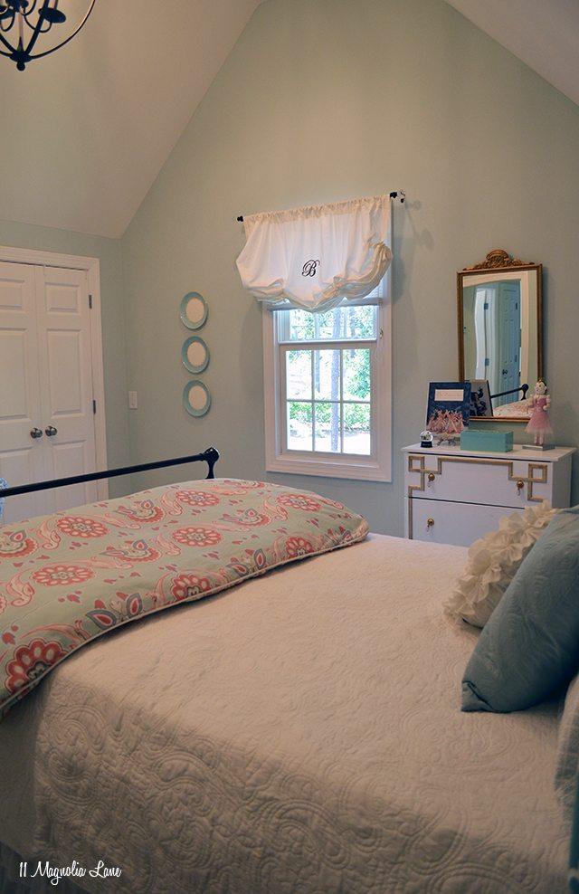My Daughter's New Bedroom