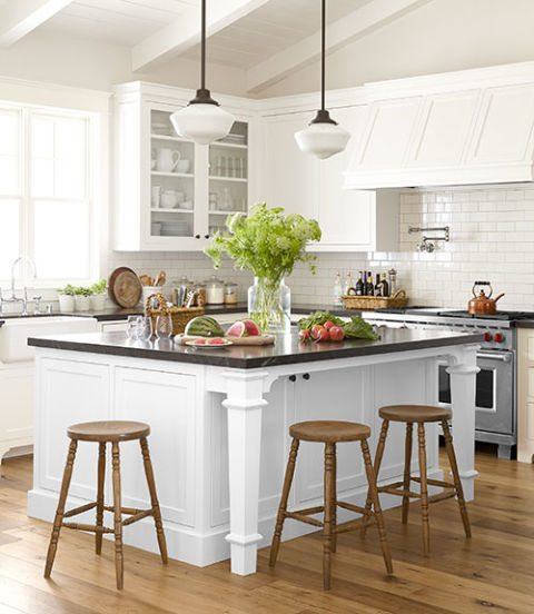 Painting Kitchen Cabinets-Selecting A Paint Color