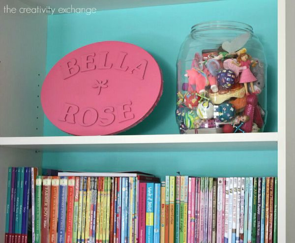 Recycle-large-tubs-of-pretzels-for-organizing-kids-little-stuff.-The-Creativity-Exchange