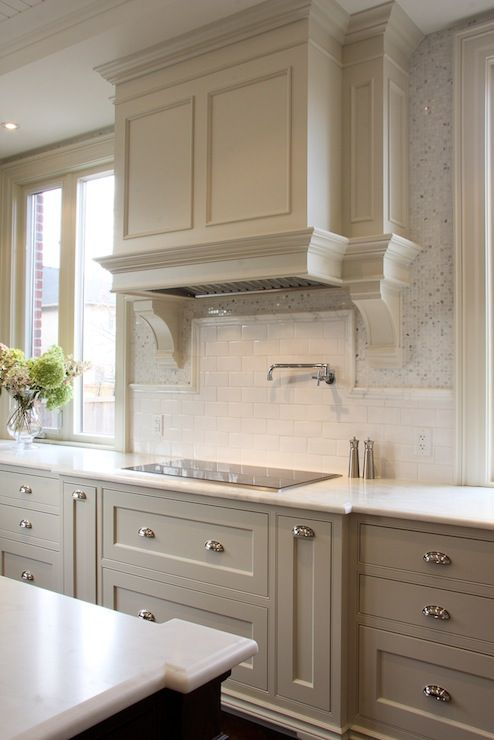 Painting kitchen cabinets selecting a paint color 11 for Choosing white paint for kitchen cabinets