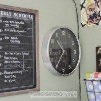 Operation: Organization–Family Command Center from Organizing Made Fun
