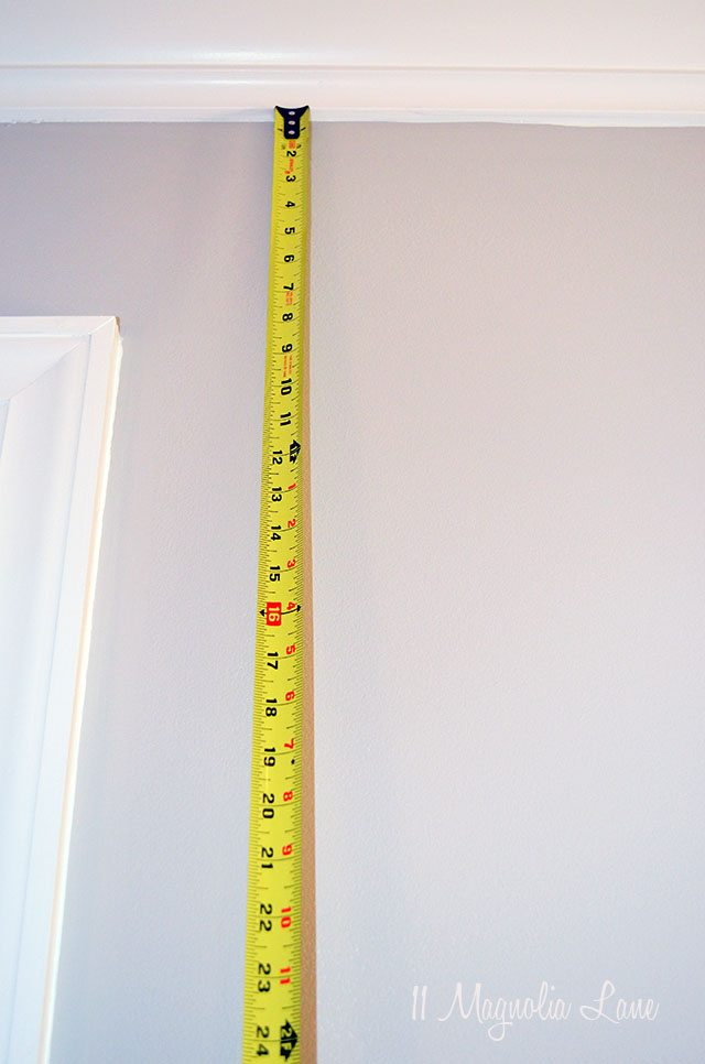 How To Measure For Painting Horizontal Stripes On A Wall