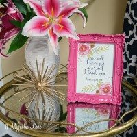 Cancer & Chemo Gift Idea #PaintItPink