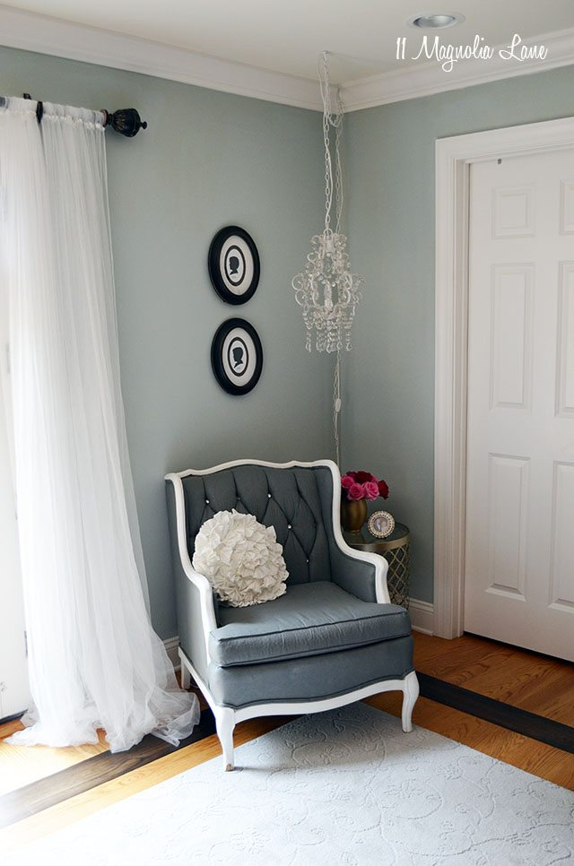 Reading Nook In The Master Bedroom 11 Magnolia Lane