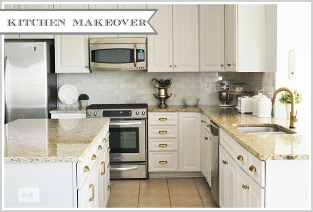Kitchen Makeover–Reveal!