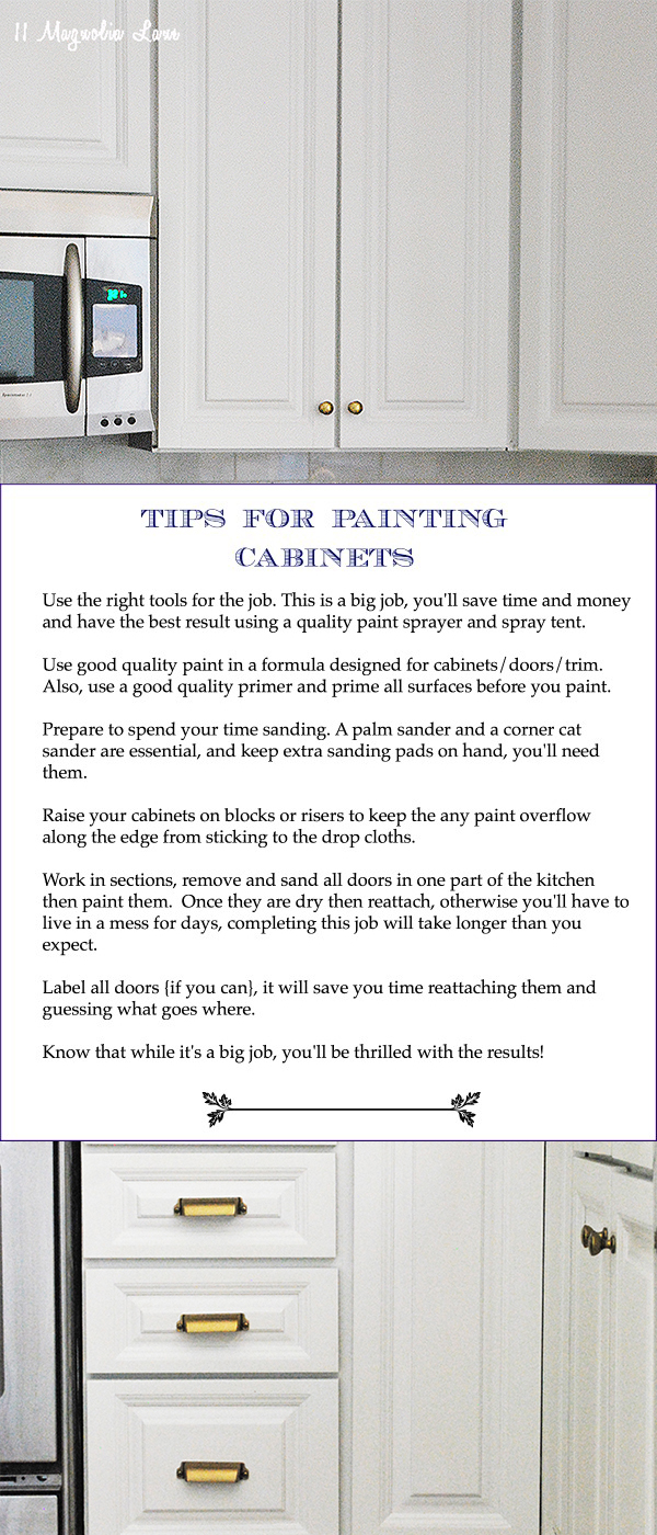 tips for painting kitchen cabinets by 11 magnolia lane homeright 11 magnolia lane cabinets painting kitchen
