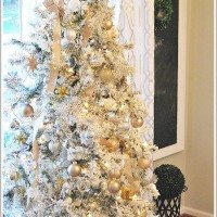 Gold & Glam Christmas Decor from At Home