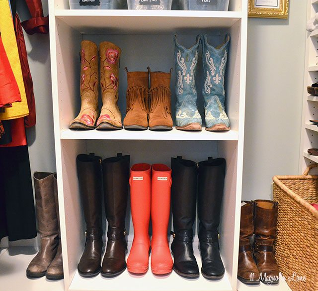 Operation: Organization – Christy's Closet