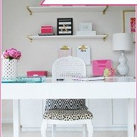 Operation: Organization Amy's Organized {Kate Spade Inspired} Office Space