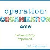 Operation: Organization 2016 Kick-Off!