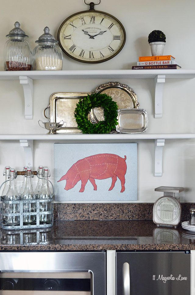 Bringing Home the Bacon {in the Kitchen}