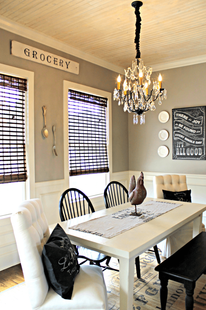 Getting the fixer upper look for less easy sources for for Joanna gaines dining room designs