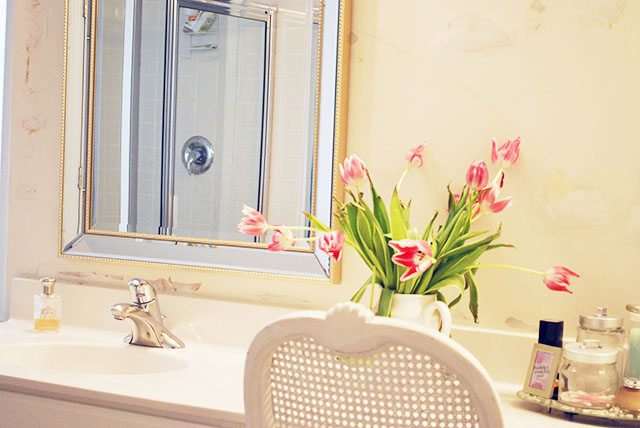 Bathroom Mirrors Home Goods how to safely and easily remove a large bathroom builder mirror