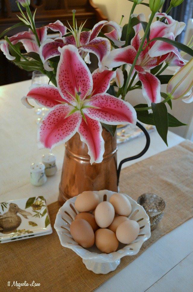 stargazer lillies