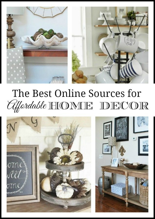 Where to buy inexpensive and unique home decor online 11 for Affordable home decor online stores