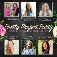 The April Pretty Project Party is here!