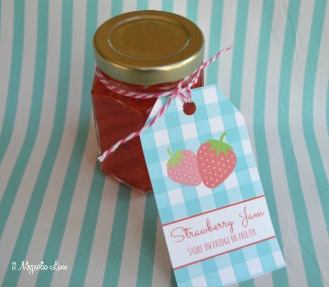 Strawberry Jam (Again!)