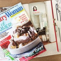 My Front Door Feature in Country Woman Magazine