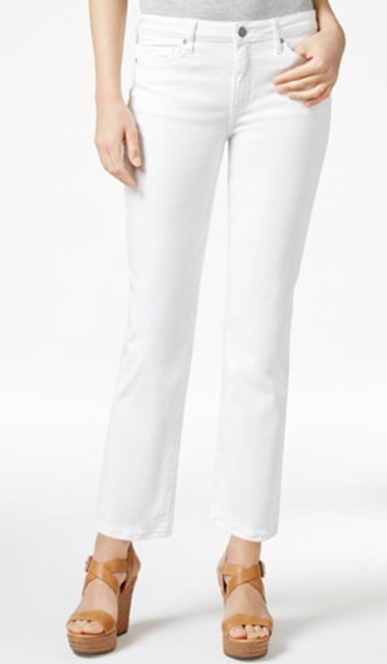Calvin Klein Straight Leg Capris | 11 Magnolia Lane