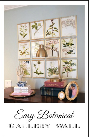 Sidebar-Easy-Botanical-Gallery-Wall