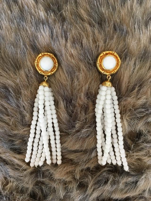 Tassel Earring Giveaway