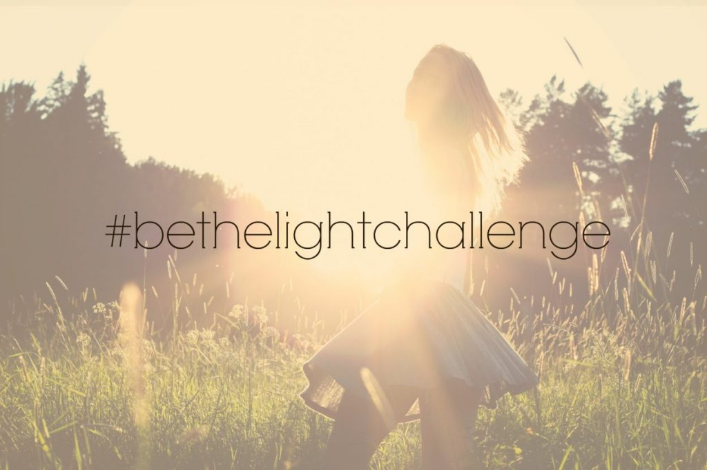 The #BETHELIGHT CHALLENGE