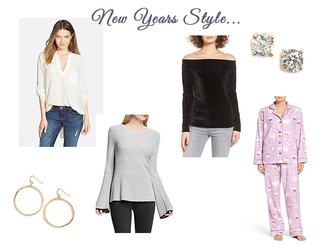 What to Wear / Do / Drink –New Year's Eve Inspiration