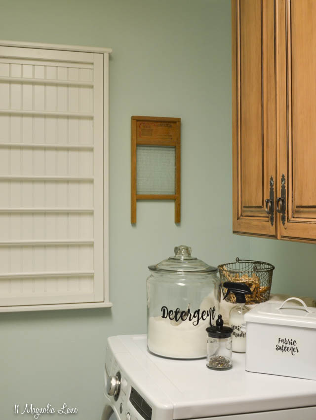 Our NC House: Laundry Room
