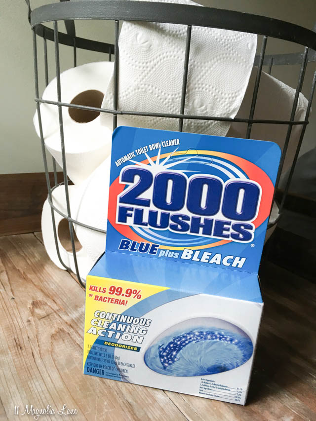 A Tale of Two Toilets: 2000 Flushes to the Rescue