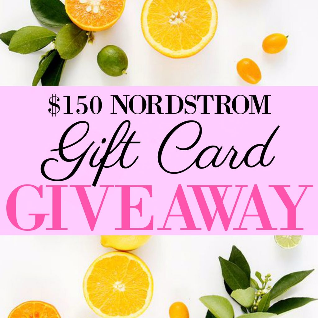 Summer Fashion #SeasonsWithStyle Outfit Ideas + $150 Nordstrom GC Giveaway