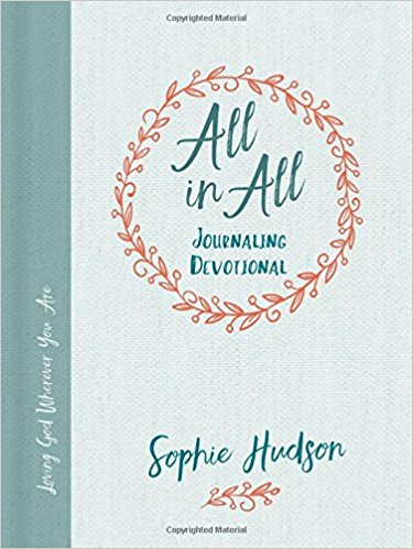An excellent journaling devotional