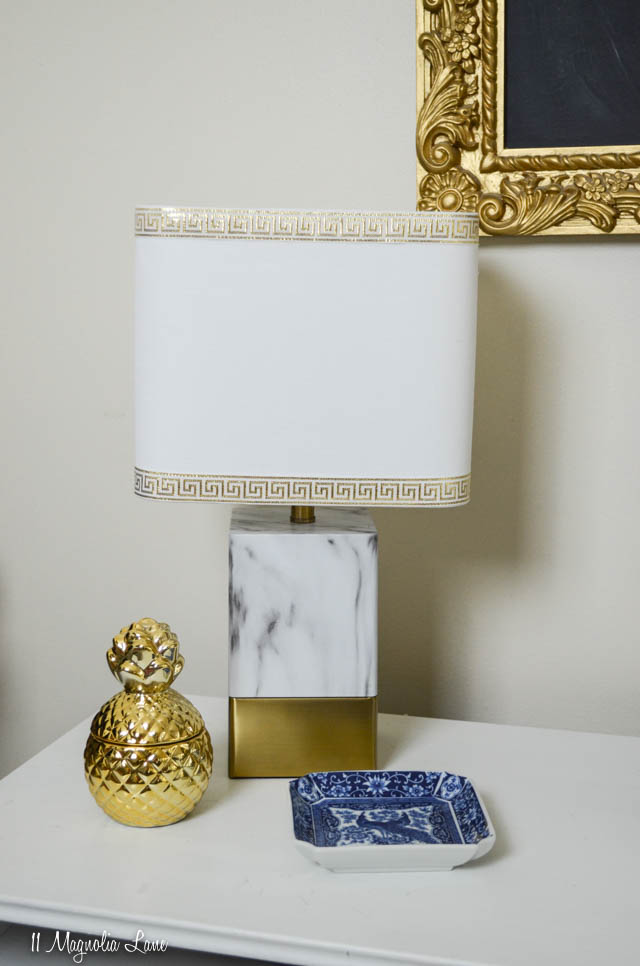 How to Embellish a Lamp Shade